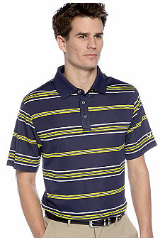 Callaway Golf Roadmap Stripe Polo