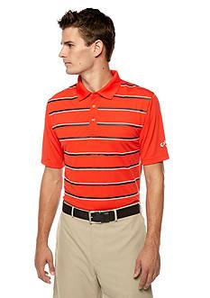 Callaway® Golf Razr Print Stripe Short Sleeve Performance Polo