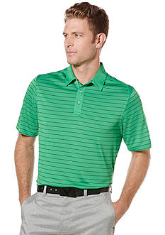 Callaway® Golf Razr Mesh Stripe Short Sleeve Performance Polo