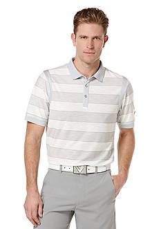 Callaway&reg; Golf Rugby Stripe Polo<br><br>