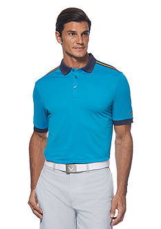 Callaway Golf Short Sleeve Athletic Polo