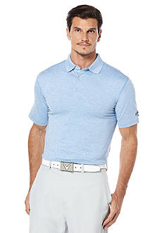 Callaway Golf Fashion Heather Solid Polo Shirt