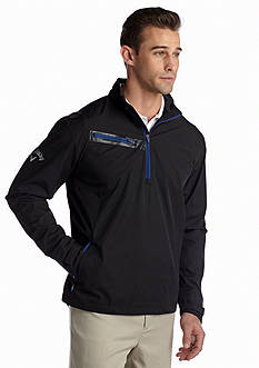 Callaway Golf Quarter Zip Long Sleeve Windshirt