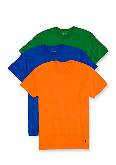 Polo Ralph Lauren Jersey Crew Neck 3-Pack