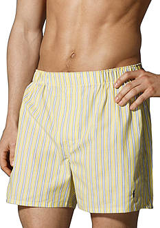 Polo Ralph Lauren 3-Pack Assorted Woven Boxers