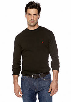 Polo Ralph Lauren Big & Tall Long-Sleeved Crew Neckline Thermal