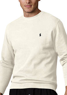 Polo Ralph Lauren Big & Tall Thermal Crew Top