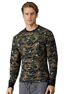 Polo Ralph Lauren Big & Tall Long-Sleeved Crew Neck Thermal Shirt