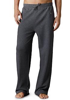 Polo Ralph Lauren Waffle Knit Cotton Pant