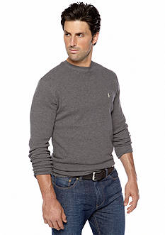 Polo Ralph Lauren Long-Sleeved Crewneck Thermal