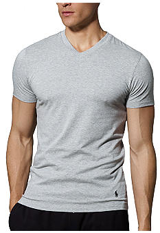 Polo Ralph Lauren 3Pk Assorted V-Neck Slim Fit Tees