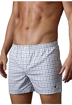 Polo Ralph Lauren 2-pack Slim-Fit Woven Boxer