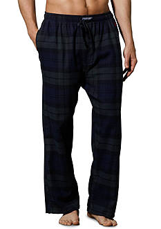 Polo Ralph Lauren Blackwatch Plaid Flannel Pajama Pant