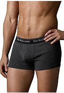 Polo Ralph Lauren 3-Pack Slim Fit Trunks<br>
