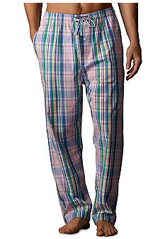 Polo Ralph Lauren Plaid Woven Sleep Pants