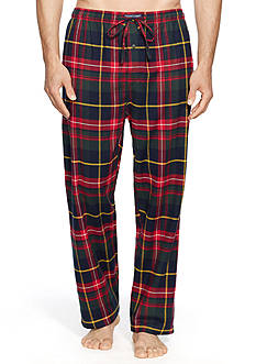Polo Ralph Lauren Plaid Flannel Pajama Pant