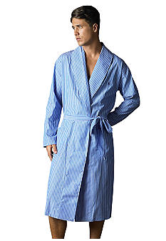 Polo Ralph Lauren Manhattan Stripe Woven Robe