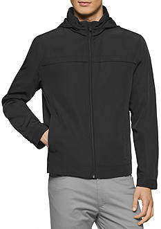 Calvin Klein Twill Hooded Jacket