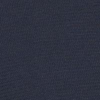 Calvin Klein Men: Cadet Navy Calvin Klein Mock Neck Quarter Zip Sweater
