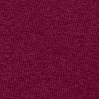 V-neck Sweaters for Men: Crushed Cherries Calvin Klein Long Sleeve Rib V-Neck Shirt