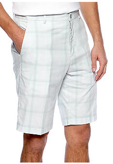 Calvin Klein Graph Plaid Shorts