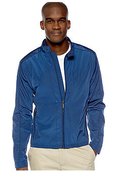 Calvin Klein Full Zip Moto Jacket
