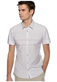 Calvin Klein Engineered Horizon Stripe Shirt