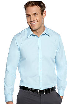 Calvin Klein End-on-End Poplin Shirt