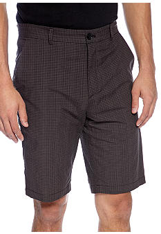 Calvin Klein Tonal Plaid Shorts