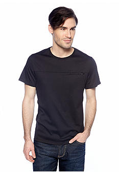 Calvin Klein Crew Neck Pocket Tee
