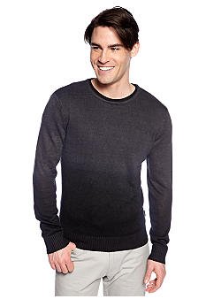 Calvin Klein Dip Dyed Crew Neck Sweater