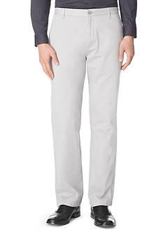 Calvin Klein Slim Fit Dylan Flat Front Pants