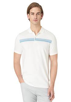 Calvin Klein Subtle Stripe Polo