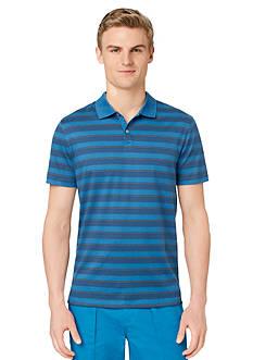 Calvin Klein Short-Sleeve Bar Stripe Polo