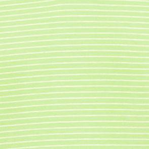 Shirts For Guys: Short Sleeve: Lettuce Green Calvin Klein Short Sleeve Striped Polo Shirt