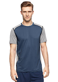 Calvin Klein Performance Core Short Sleeve Colorblock Tee