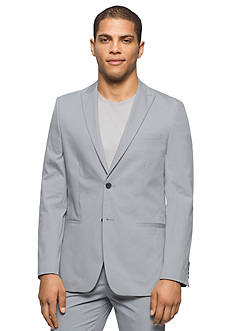 Calvin Klein Cotton Tech Twill Jacket