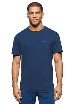 Calvin Klein Taped Stretch Jersey Tee