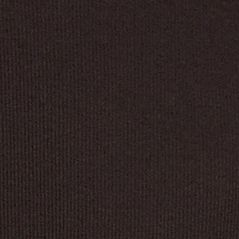 Sweaters for Men: Black Calvin Klein Long Sleeve Ribbed Knit V Neck
