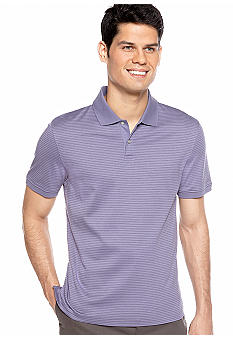 Calvin Klein Liquid Interlock Polo Knit