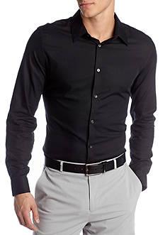 Calvin Klein Slim Fit Chambray Twill Shirt
