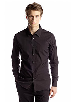 Calvin Klein Mini Stripe Poplin Shirt