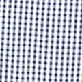 Mens Designer Casual Shirts: Monaco Blue Calvin Klein Mini Gingham Check Shirt