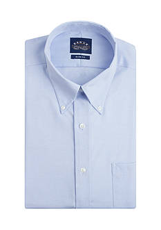 Eagle Shirtmakers Slim Fit Non-Iron Dress Shirt