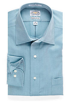 Eagle Shirtmakers Twill Non-Iron Dress Shirt