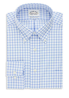 Eagle Shirtmakers Big & Tall Eagle Non Iron Regular Fit Dress Shirt