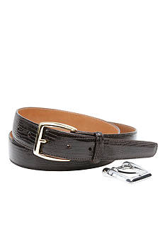Trafalgar Windsor Lizard Belt