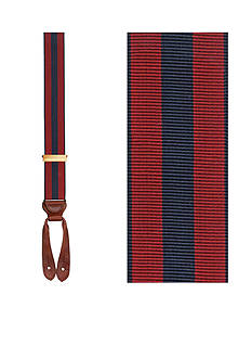 Trafalgar Classic Chase Stripe Suspender
