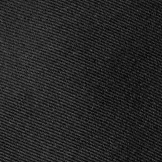 Young Mens Neckties: Black Madison Pinehurst Solid Tie