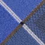Madison: Blue Madison San Jose Square Tie